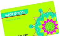 Yılın itibarlısı ödülü Watsons Card'a