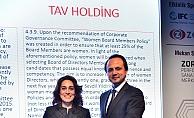 Sinai Kalkınma Bankası'na,  Kadınlarla Güçlendirilmiş Yönetim Kurulu Özel Ödülü