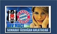 Türkiye'nin ilk kadın maç spikeri Semahat Özdoğan EŞİTLİK için dev maçı anlatacak