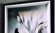 Refik Anadol'un 'Eriyen Hatıralar' sergisi izleyenleri büyülüyor