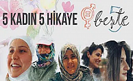 UNDP Türkiye,  5 güçlü kadının hikayesini film yaptı