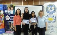 Yurttaki kız öğrenciler eğitimle güçlendi