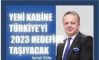 """TİM Başkanı Gülle, """"Yeni kabine Türkiye'yi 2023 yılı hedefine taşıyacak"""""""