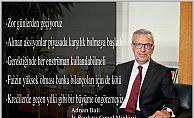 """Adnan Bali, """"Döviz kuru dalgalanmasında alınan aksiyonlar piyasada karşılık bulmaya başladı"""""""