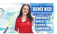 Dünya Şampiyonumuz Sümeyye Boyacı Avrupa Şampiyonu da oldu