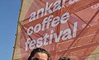 Kahve sevenler Ankara Coffee Festival'de