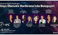Otomotiv Sektörünün Güçlü Kadınları İstanbul'da Buluşuyor