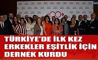 Türkiye'de bir ilk: Erkekler toplumsal cinsiyet eşitliği için 'Yanındayız' derneğini kurdu