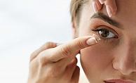 Kontakt lens kullanmak zararlı mı?