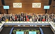 W20 zirvesinde G20 için bildiri hazırlandı