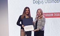 Doğuş Otomotiv'e, Kadınlarla Güçlendirilmiş Yönetim Kurulu Ödülü