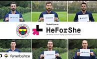 Fenerbahçeli oyuncular eşitlik için sahaya çıkacak
