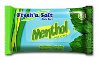 Fresh'n Soft'dan bu kez mentollü mendil