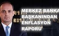 Merkez Bankası Başkanı Murat Çetinkaya'dan enflasyon açıklaması