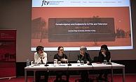 """Bilgi Üniversitesi'nde  """"Sinema ve TV'de Dişil Faillikler ve Öznellikler"""" konferansı"""