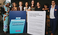 Kadın liderlerden iklim adaleti için birlik ve dayanışma çağrısı