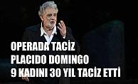 Opera dünyası Placido Domingo'nun 9 kadını taciz ettiği iddiasıyla şokta!