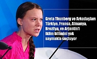 Greta Thunberg ve arkadaşları, Türkiye'nin de dahil olduğu 5 ülkeyi iklim bilimini yok saymakla suçluyor