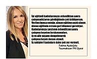 Makina sektöründe başarılı iş kadını, Fatma Aydoğdu