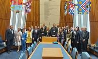 TÜGİAD'dan İngiltere'de İş Birliği
