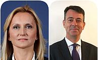 Yeşim Aksüt ve Tarık Serpil Marsh Türkiye eş CEO'su oldu
