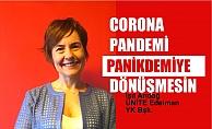 Işıl Arıdağ, 'Pandemi PANİKDEMİ'ye Dönüşmesin