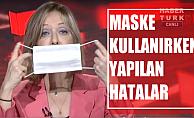 Prof.Ayşe Hande Arslan, Corona Virüs Tıbbi Maske Nasıl Kullanılır Gösterdi