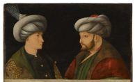 İBB Tarafından Satın Alınan Fatih'in Portresindeki Şehzade Cem Sultan