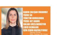 """Semra Kuran, """"İş Hayatında Kadınları Güçlendiriyor, Lider Olmaları İçin Zemin Hazırlıyoruz"""""""