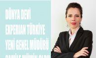 Experian Türkiye'de Genel Müdürlüğe Samile Mümin Atandı