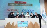 Borsa İstanbul'da Gong Bu kez Arzum İçin Çaldı, Törendeki Tek Kadın Mehtap Yıldız