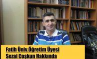 Fatih Üniversitesi Öğretim Üyesi Sezai Coşkun Hakkında Taciz İddiası