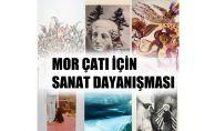Mor Çatı için 60'dan Fazla Sanatçıdan Dayanışma