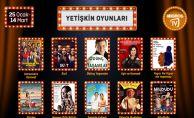 40 oyunun yer aldığı Tiyatro Festivali evlerde