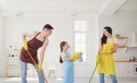 Ev Temizliğinde En Çok Parfüm Kokulu Ürünler Tercih Ediyoruz