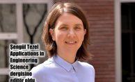 "Şengül Tezel ""Applications in Engineering Science"" Dergisine Editör Seçildi"