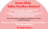 Susma Bitsin Online Psikiyatri Paneli 10 Ocak'ta