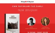 Tanem Sivar, Boyner Instagramda Cenk Sönmezsoy'u Ağırlayacak