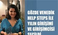 Yılın Girişimcisi Gözde Venedik, Yılın Girişimi Help Steps