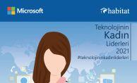"""Microsoft'un """"Teknolojinin Kadın Liderleri"""" Yarışması için Başvurular Başladı"""