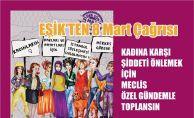 """Eşitlik İçin Kadın Plaftormu, """"Kadına Karşı Şiddeti Önlemek İçin Meclis Özel Gündemle Toplansın"""""""