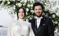 Oyuncu Yasemin Sakallıoğlu ve Burak Yırtar Evlendi