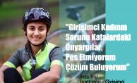 """Triatloncu Jilda Bal, """"Girişimci Kadının Sorunu Önyargılar, Pes Etmiyorum Çözüm Buluyorum"""""""