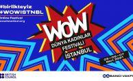 WOW Dünya Kadınlar Festivali Dopdolu
