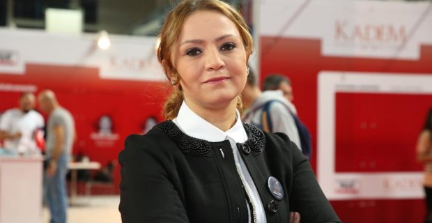 """Sare Aydın Yılmaz;""""Kadın güçlenirse, devlet de güçlenir"""""""