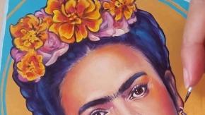 Kadın, Sanatçı, Feminist -Frida Kahlo