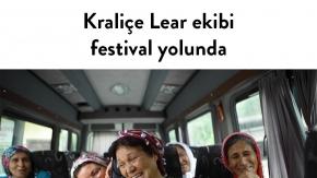 Pelin Esmer'in  Kraliçe Lear filmi Saraybosna yolcusu