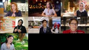 Cumhurbaşkanlığı'ndan 8 Mart Filmi, Türkiye'nin Kadınları
