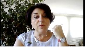 YANINDAYIZ Derneği Başkanı Nur Ger, İstanbul Sözleşmesi Yaşatır