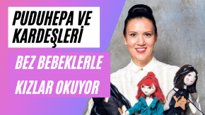 Renan Tan Tavukçuoğlu, Ödüllü 'Puduhepa ve Kız Kardeşleri'ni Anlattı
